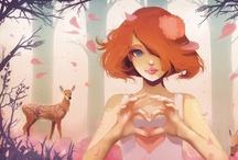 Illustrations / by Emyline Création