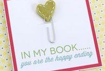 Marcapáginas. Bookmarks. Puntos de libro. / by Mar Pérez