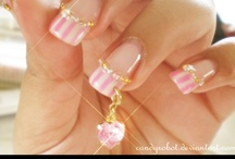 Nails .... Some Good , Some Not. / by Lynda Sweezey