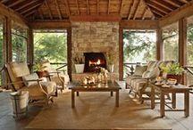 Porches,  Decks & Fences  Etc. / by Lynda Sweezey