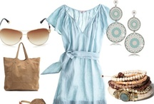 summer style / by Nicole Whitaker