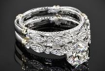 Engagement rings / by Nicole Whitaker