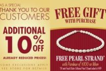Special Offers / by Andrews Jewelers