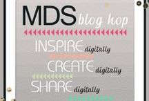 MDS Blog Hop  / by Stamp Time Somewhere