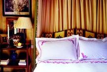 Guest Bedrooms / by Lauren Santo Domingo