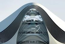 Architecture, Layout & Shapes / (vision against perspective) / by Artlandis