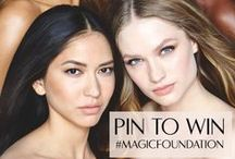 Charlotte Tilbury Magic Skin / Is it MAGIC? Or is it FOUNDATION? To celebrate the launch of my NEW Magic Foundation I would like you to create your own Magic Skin story, inspired by my 'Magic Skin Board'! To enter re-pin the launch pin, plus at least three more from this 'Magic Skin' board, along with the tag #magicfoundation and submit your board to contest@charlottetilbury.com.  *Full details on the launch pin below.