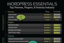 Wordpress// Tools, Plugins, Hack & more / Best Selection & Special addons / by Artlandis