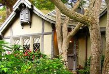 My English Cottage Dream Home / by Erin King