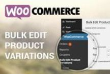 Wordpress// Woocommerce / All about Woocommerce plugin (extras, add-ons, hack & tools) / by Artlandis