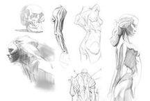 Sketchbook, Mischief & Clip Studio Paint / Tutorials, resources & video / by Artlandis