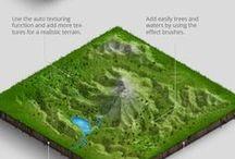 Photoshop & 3D Generator / by Artlandis