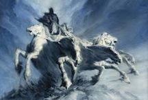 Art of Mikael Bourgouin