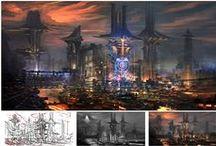 Art of Feng Zhu / WebSite: http://fzdschool.com/ Lessons (youtube): https://www.youtube.com/user/FZDSCHOOL
