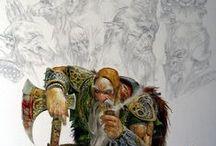 Art of Paul Bonner