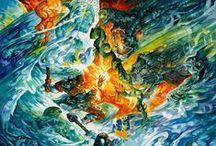 Art of Richard Kane Ferguson