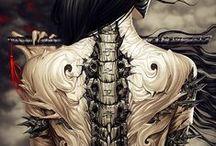 Art of Alexander Fedosov