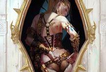 Art of Kekai Kotaki / http://www.kekaiart.com/ http://kekai-k.tumblr.com/ / by Artlandis