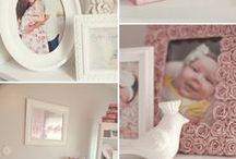 Nursery Ideas / by Gina Cosylion