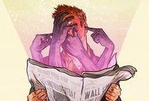 Art of Rafael Alvarez / http://www.alvarezrafa.com/ https://www.behance.net/rafaalvarez