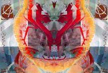 Rorschach & Symmetry Arts / Rorscharch & Symmetry Arts #inspiration / by Artlandis