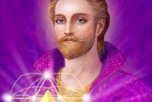 The Violet Flame of St Germain