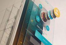 UI / UX design & concept / Visual, Interfaces, Exploration & more... / by Artlandis
