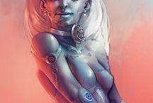Art of Apterus / http://apterus.deviantart.com/ -  https://www.artstation.com/artist/apterus