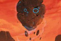 Art of Andrea Koroweshi / https://www.artstation.com/artist/andikoroveshi - https://www.youtube.com/channel/UCpNAgVWqI7XbWMZzfpaNOUA