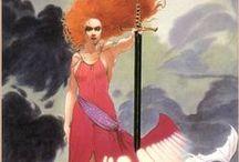 Art of Charles Vess / http://www.greenmanpress.com - https://www.facebook.com/charles.vess.71