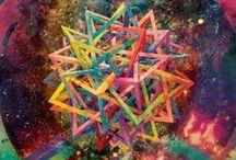 Psychedelic Art / by Artlandis