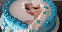 Frozen / tema aniversario