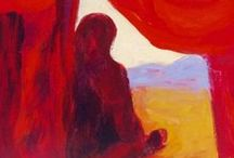 Red Tent - Sacred Space / Red tent gatherings, women's circles - why do we need then and what to do in this sacred space to honour the Divine Feminine within