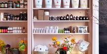 eco beauty markets / A round-up of online shops that sell natural and organic beauty products.