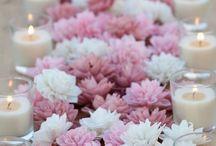 Wedding candles ♡♡