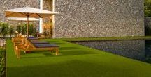 Lavish Lawns / Carpet & Flooring new artificial grass carpet collection, features 7 natural colours . In stock and available to enjoy all year round. Lavish Lawns is high quality, low maintenance and looks realistic!  10 year UV guarantee! Contact your local stockist for a sample or visit http://www.carpetandflooring.co.uk/contact/lavish-lawns/