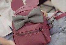 Sırtımda çanta