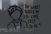 Lyrics / My favourite artists and their best lyrics
