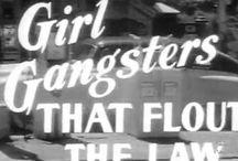 Gang Gang  / Gang aesthetic  Sex, Drugs, Guns, and Knives