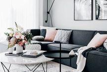 Interior / Ich bin immer auf der Suche nach schönen Ideen für Zuhause. Hier sammele ich Einrichtungsmöglichkeiten und Dekorationen für Zuhause.