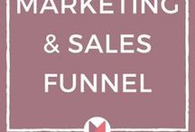 Marketing & Sales Funnel / Marketing and sales funnels are important for an effective lead generation strategy. Make sure to know about the right techniques using the articles in this board.