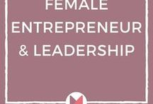 Female Entrepreneurship and Leadership / This board (mostly English, some pins in German) is about creative entrepreneur with a focus on women in business. Read articles about what it means being a #solopreneur #womeninleadership #girlboss #businesswoman #ladyboss Get tips on financial freedom, time management. work life balance and motivation.