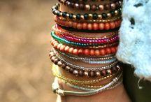jewelry ideas. / by Caroline Cornatzer