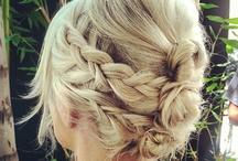 hair do. / by Caroline Cornatzer