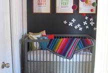 kids: nursery / by Caroline Cornatzer
