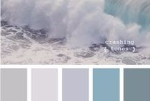 Color Palettes / by Missy