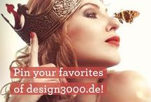 Pin your favorites of the design3000.de shop! / Zeigt uns Eure Lieblingsprodukte von design3000.de! Wir sind gespannt! Pin your favorite products of the design3000.de shop!