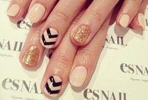 Nails / I love fingernail polish (= / by kCa