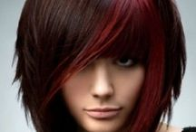 Beauty: Hair Style | Color / by Linda Stringer