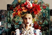 fashion + art photo